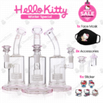 Bundle Hello Kitty Matrix Bong